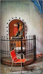 Holy seat (yvesgalland) Tags: 81 occitanie tarn bastide grazac