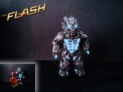 LEGO CW- Savitar (Sir Prime) Tags: lego custom thecw theflash savitar dc moc