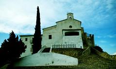 Ermita de nuestra sra del Salz-Zuera (portalealba) Tags: zuera zaragoza aragon españa spain portalealba pentax pentaxk50