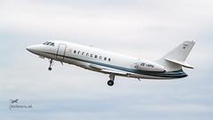 OE-HPH Goldeck-Flug Dassault Falcon 2000 (airliners.sk, o.z.) Tags: oehph goldeckflug dassault falcon 2000 airlinerssk loww vie