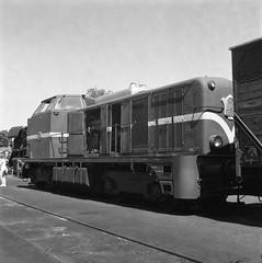 Veluwsche Spoorweg Maatschappij (Ronald_H) Tags: veluwsche spoorweg maatschappij expired film 2017 railway heritage 2530 diesel locomotive freight ns