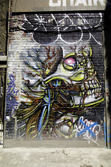 A Tool album cover by any other name (aerojad) Tags: eos canon 80d dslr 2017 city urban art artinpublicplaces streetart publicart mural murals graffiti vacation travel wanderlust graffitialley toronto canada vibrant colorful