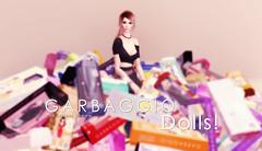 Garbaggio Dolls (Ashleey Andrew) Tags: garbaggio sl secondlife second life virtual world original mesh dolls gacha toys