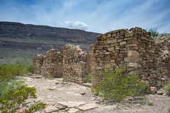 Remains of the Sublett House, Big Bend National Park (adamkmyers) Tags: bigbend westtexas desert oncewashome