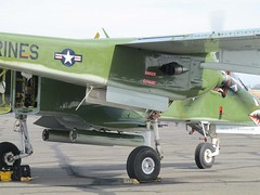 """North American OV-10A Bronco 2 • <a style=""""font-size:0.8em;"""" href=""""http://www.flickr.com/photos/81723459@N04/34909992500/"""" target=""""_blank"""">View on Flickr</a>"""