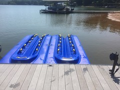Dock Accessories - Drive On Jet Ski Lifts