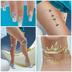 Princess (Punki's Fashion Passion Blog) Tags: kawaiiproject powderpack romp ultraevent alaskametro breathe catwa deetalez maitreya masoom modish nyne pinkfuel su supernatural tink zibska nyuu