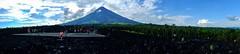 I reached to the top Black Lava of Mt. Mayon. (iamanderson12) Tags: fujifilmphilippines fujifilmxt20 fujifilm legazpi mtmayon itsmorefuninthephilippines bicol albay