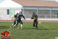 II Trofeo Ciudad de Tres Cantos Categoría Senior Masculino - Jabatos 14 - Zaragoza Hornet 10