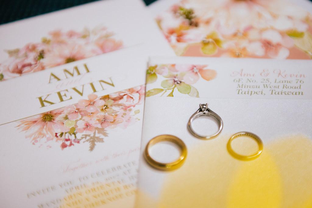 [婚攝] Kevin & Ami 婚禮紀錄@文華東方