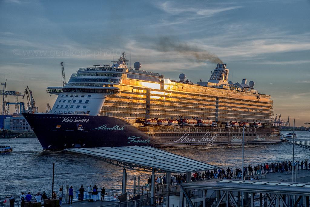 Kreuzfahrtschiff MILF