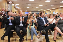 Autárquicas 2017: Luís Montenegro na apresentação de candidatura de Sérgio Humberto à Câmara Municipal da Trofa.