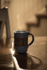 a moment of magic (auntneecey) Tags: amomentofmagic bokeh steam tea 365the2017edition 3652017 day156365 5jun17