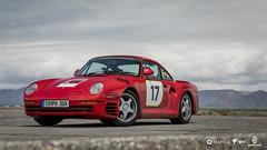"The Porsche 959 ""unicorn"" (I am Ted7) Tags: porsche 959 goldrush"