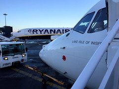 AF 1017, Dublin to Paris (Fu Ling) Tags: travel dublin ireland 旅行 出國 愛爾蘭 都柏林 歐洲 europe