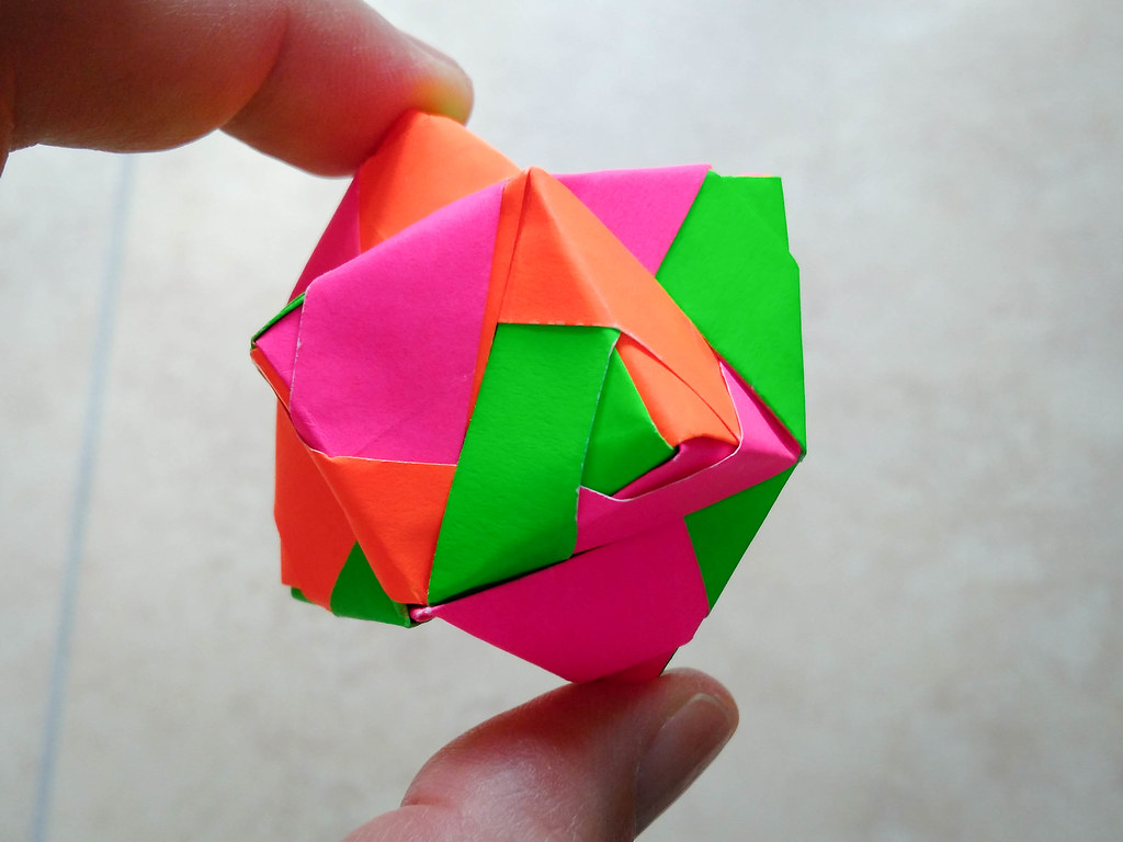 The World's Best Photos of origami and sonobe - Flickr ... - photo#36