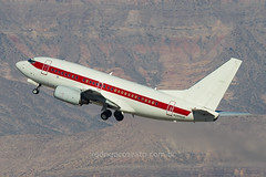 N288DP (rcspotting) Tags: n288dp boeing 737600 egg janet airlines las klas