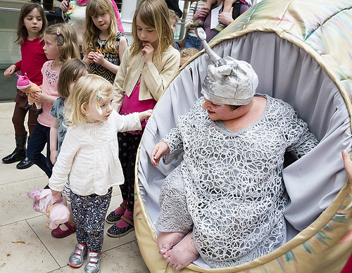 Edinburgh International Children's Festival Opening Weekend 2017