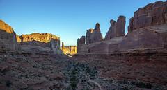 Arches NP   -   Utah (subgenius1) Tags: utah archesnp moab redrock absolutelystunningscapes