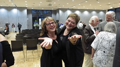 Verleihung des Theodor-Lessing-Preises 2017 an Ruth Gröne, Henry Korman und Salomon Finkelstein (Israelfreunde) Tags: theodor lessimg preis hannover region ruth gröne salomon finkelstein henry korman israel antisemitismus freundschaft preisverleihung