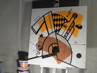 ottograph amsterdam painting 1 #ottograph xx