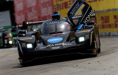 The latest in Cadillac air conditioning technology (speedcenter2001) Tags: 10 cadillacdpivr p rickytaylor jordantaylor detroit michigan usa racing motorsports island isleroyale 400mmf28gvr nikon400mmf28gvr headlights imsa door cadillac taylor konica minolta