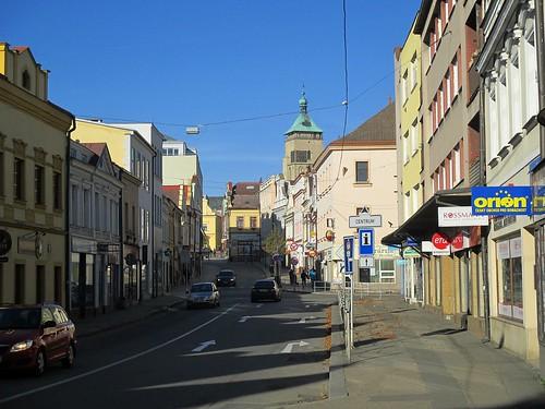 Ulice Dolní