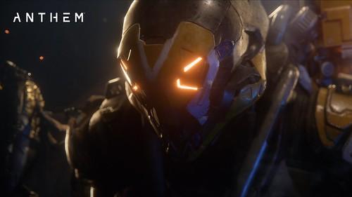 E3 2017: Bioware's New IP, Anthem, Announced