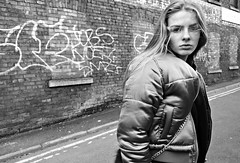 (plot19) Tags: love liv family fashion fasion plot19 photography portrait britain british blackandwhite blackwhite street shot daughter teenager manchester sony rx100 uk north northern northwest olivia
