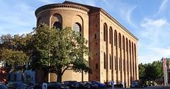 """Die Basilika. Die Basiliken. Die Konstantinbasilika ist sehr imposant. Sie wurde im 4. Jahrhundert als Audienzhalle erbaut. • <a style=""""font-size:0.8em;"""" href=""""http://www.flickr.com/photos/42554185@N00/35229946396/"""" target=""""_blank"""">View on Flickr</a>"""