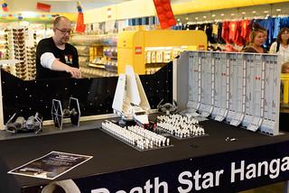 20170610 DSC_1916 LEGO® Star Wars™ Days i LEGOLAND Billund Fan Zone, Death Star Hangar