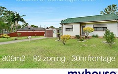 40 Barker St, Cambridge Park NSW