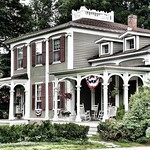 Homer New York ~ Federal House Architecture ~ David Harum Mansion ~ thumbnail