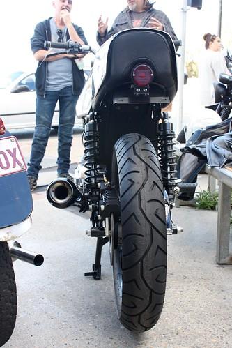 Ducati Custom Rear