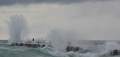 Wild Weather II (naturesights) Tags: michigan america nature waves water views lakes landscapes greatlakes