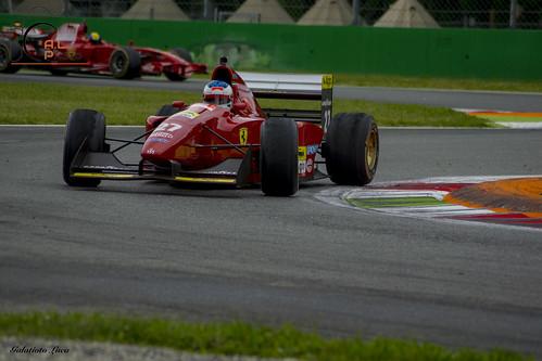 "Ferrari 412 T1 1994 Alesi • <a style=""font-size:0.8em;"" href=""http://www.flickr.com/photos/144994865@N06/35476932961/"" target=""_blank"">View on Flickr</a>"