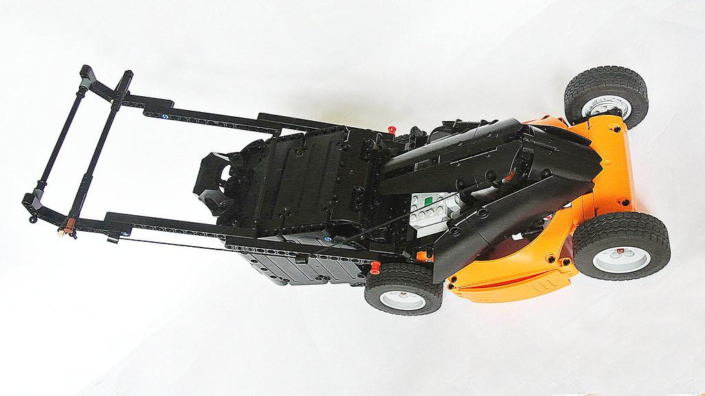 lego lawn mower instructions