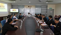 Programme Accreditation Visit by the Board of Town Planners Malaysia 32
