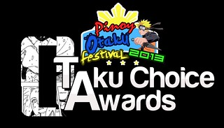 POF Otaku choice award