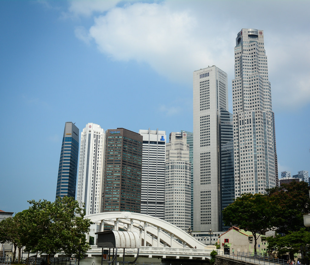 The world 39 s best photos of flyer and singapore flickr for Asia famous buildings