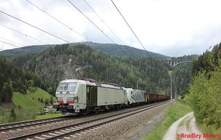 Lokomotion BR 193 773 & 186 440