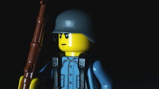 Lego KMT Chinese Soldier