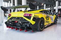 Lamborghini Gallardo LP570-4 Super Trofeo (lu_ro) Tags: lamborghini gallardo trofeo super italy lp570 blancpain yellow sony a7 35mm zeiss