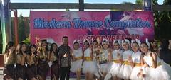 EKSKUL DANCE TIM A&B JUARA I &III