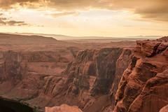 Life on Mars? (jde95tln) Tags: horseshoe bend page az sunset clouds exploring explore nature