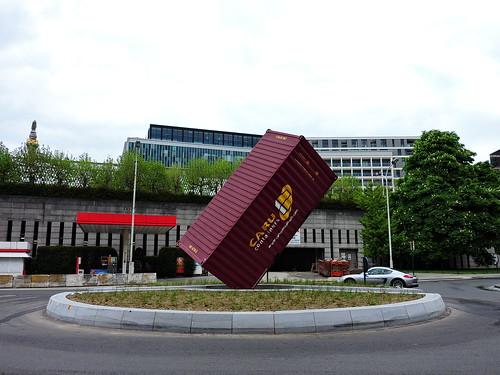 Boulevard de Berlaimont, Brussels