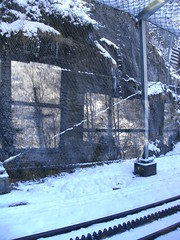 ...apparatus... (project:2501) Tags: wengen jungfrauregion suisse switzerland snow ski travel train bahn wengernalpbahn mountainrailway cograilway railwaylines traintracks apparatus streetfurniture alpinetechnology alpineinfrastructure windows view aroomwithaview theviewfromhere inthemountains mountains mountain