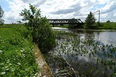 20170604 21 De Blesse (Sjaak Kempe) Tags: 2017 zomer summer nederland niederlande netherlands sjaak kempe sony dschx60v friesland de blesse spoorbrug railway bridge