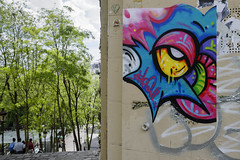 Nite Owl (Ruepestre) Tags: nite owl art parisgraffiti streetart street graffiti graffitis graffitifrance graffitiparis france urbanexploration urbain urban rue mur ville wall city