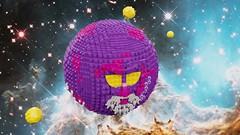 Ego by changewing1 (SafePit) Tags: lego mecabricks blender ego marvel nebula